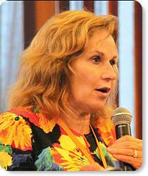 Martha S. Burns, Ph.D., konference NEUROVĚDA VE VZDĚLÁVÁNÍ